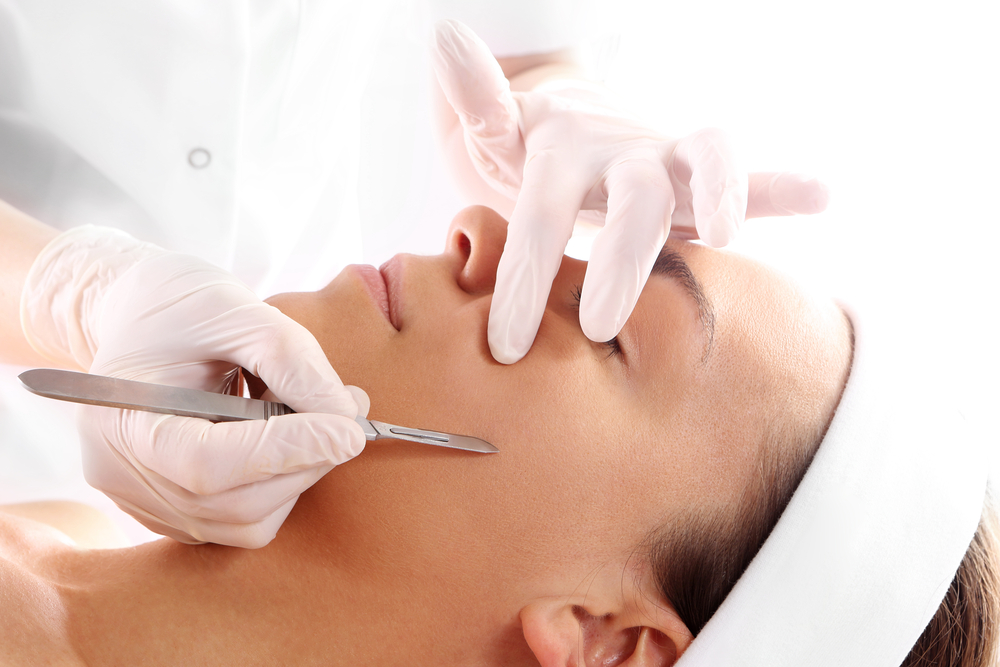 Dermaplaning in Jupiter and Port St Lucie, FL